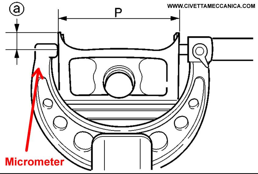 Manual YZ426F Piston