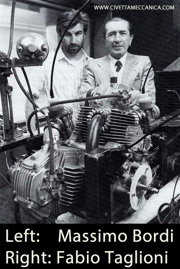 EDIT Massimo Bordi and Taglioni